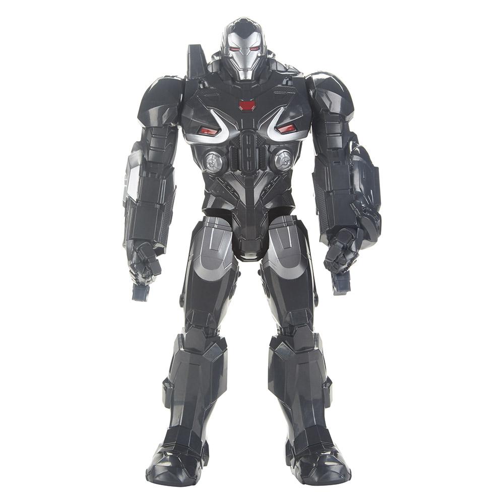 Купить Трансформеры, Игровая фигурка Avengers Titan Hero Машина войны (E4017)
