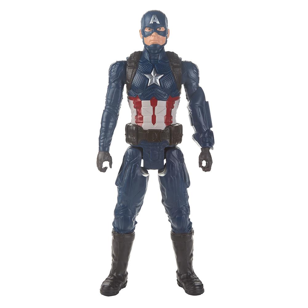 Купить Персонажи мультфильмов, игровые фигурки, Фигурка Avengers Мстители Муви Капитан Америка Герои Титаны (E3309/E3919)