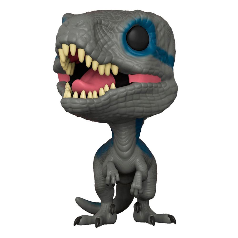 Купить Персонажи мультфильмов, игровые фигурки, Фигурка Funko Pop Jurassic World Велоцираптор Блю (30980)