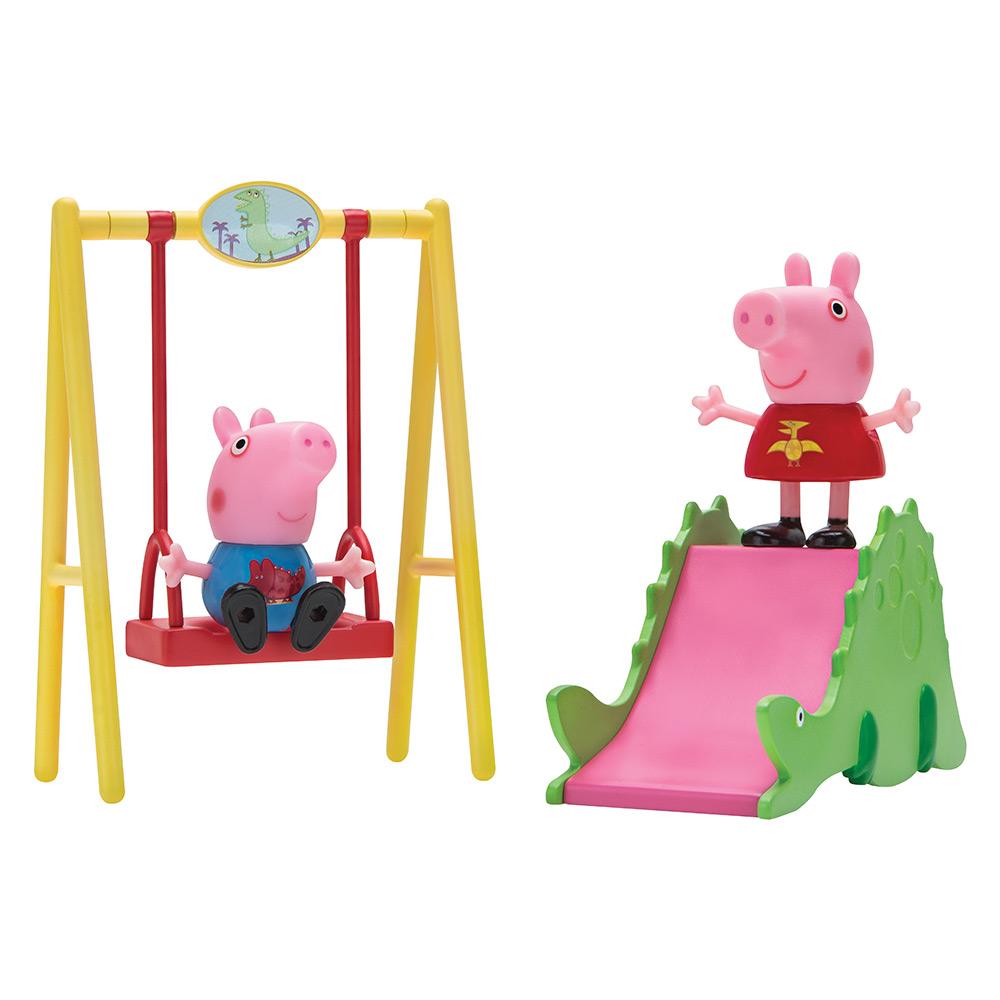 игровой набор Peppa Pig парк развлечений 97049 будинок іграшок купить в киеве