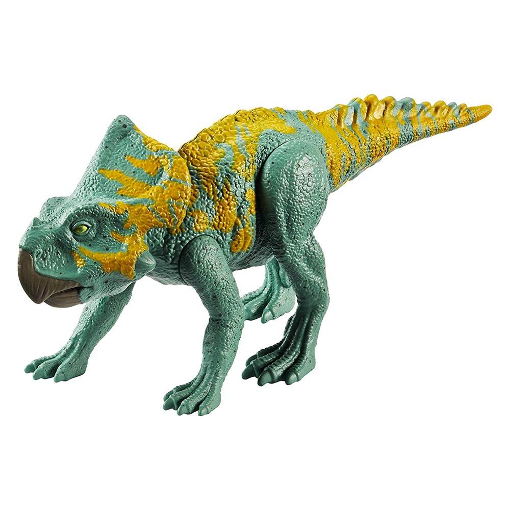 Купить Персонажи мультфильмов, игровые фигурки, Фигурка Jurassic World 2 Attack pack Протоцератопс (FPF11/FVJ92), Hasbro
