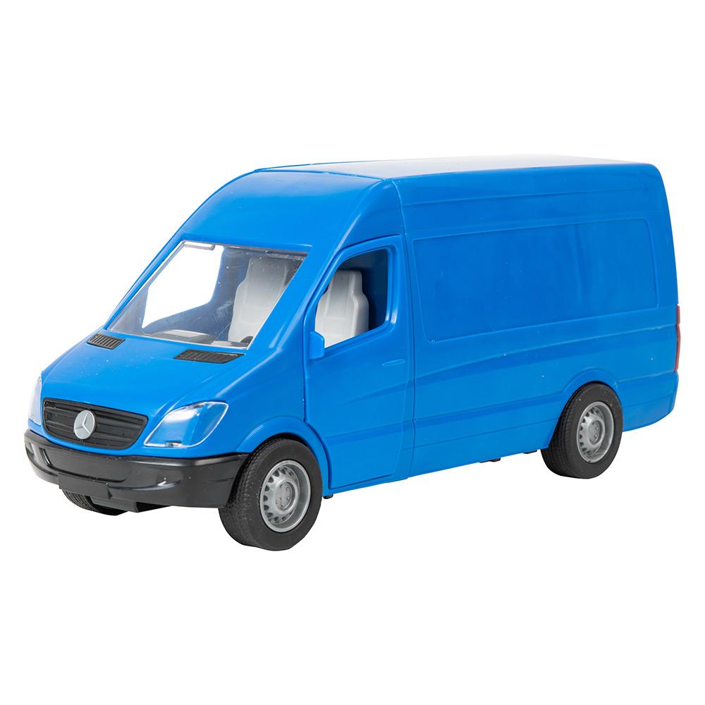 Машинка Тигрес Mercedes-Benz Sprinter Грузовик синий (39653)