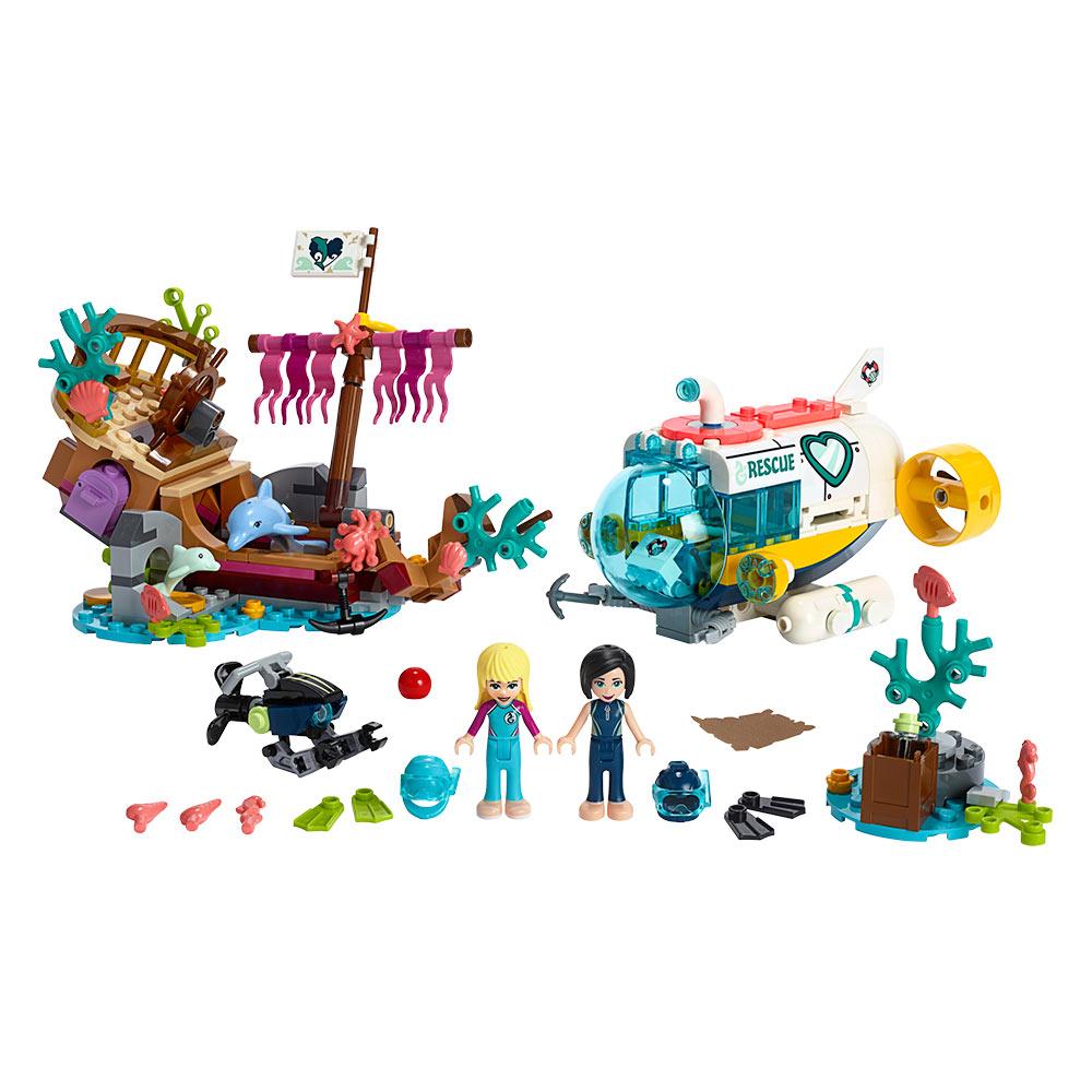Конструкторы Лего Френдс — построй город мечты!