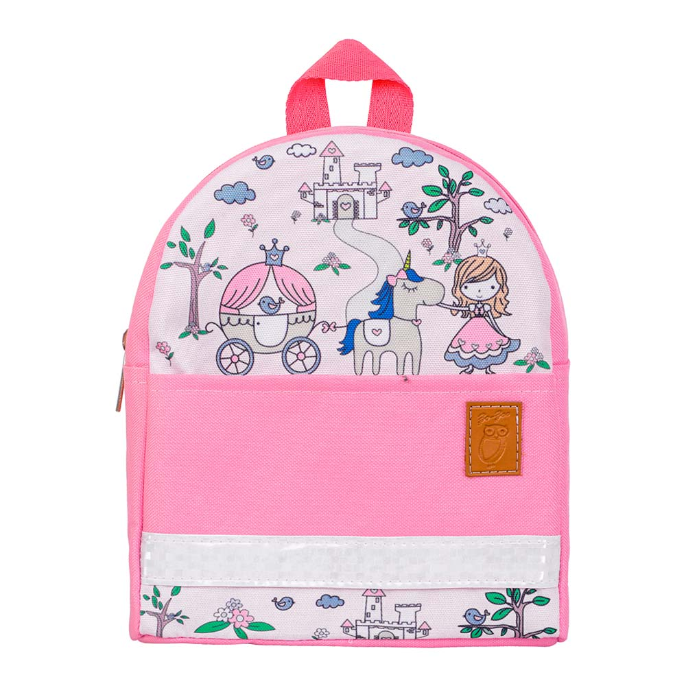 Купить Рюкзаки, Рюкзак Zo Zoo Принцессы розовый непромокаемый (1100547-1), Zo-Zoo
