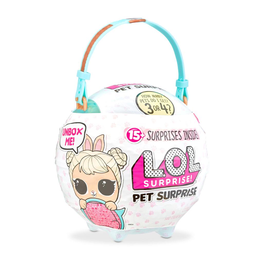 Купить Игровые наборы, Игровой набор LOL Surprise Любимец Big Банни (566649), L.O.L. Surprise
