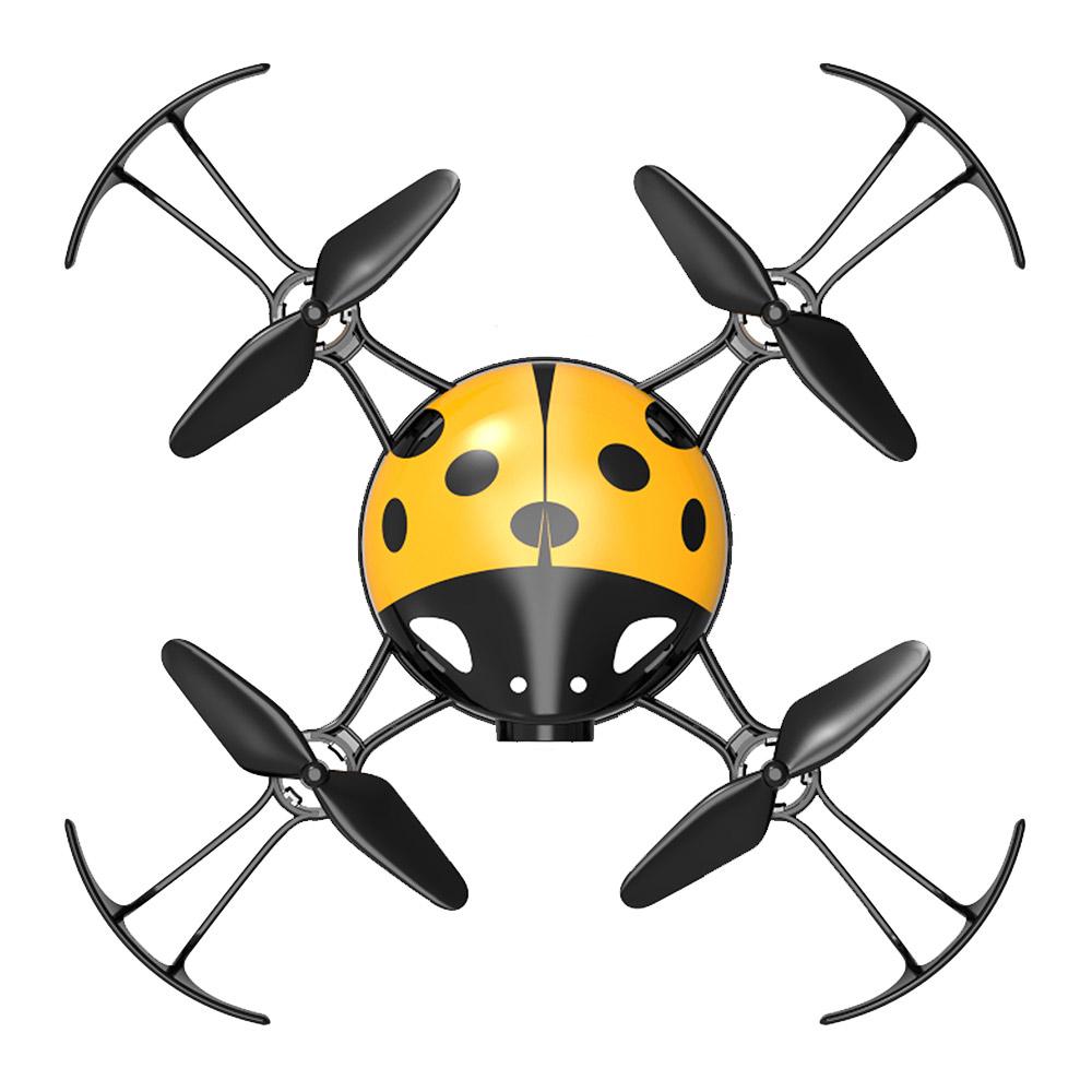 Квадрокоптер игрушечный Syma Х27 радиоуправляемый желтый (X27/X27-1)