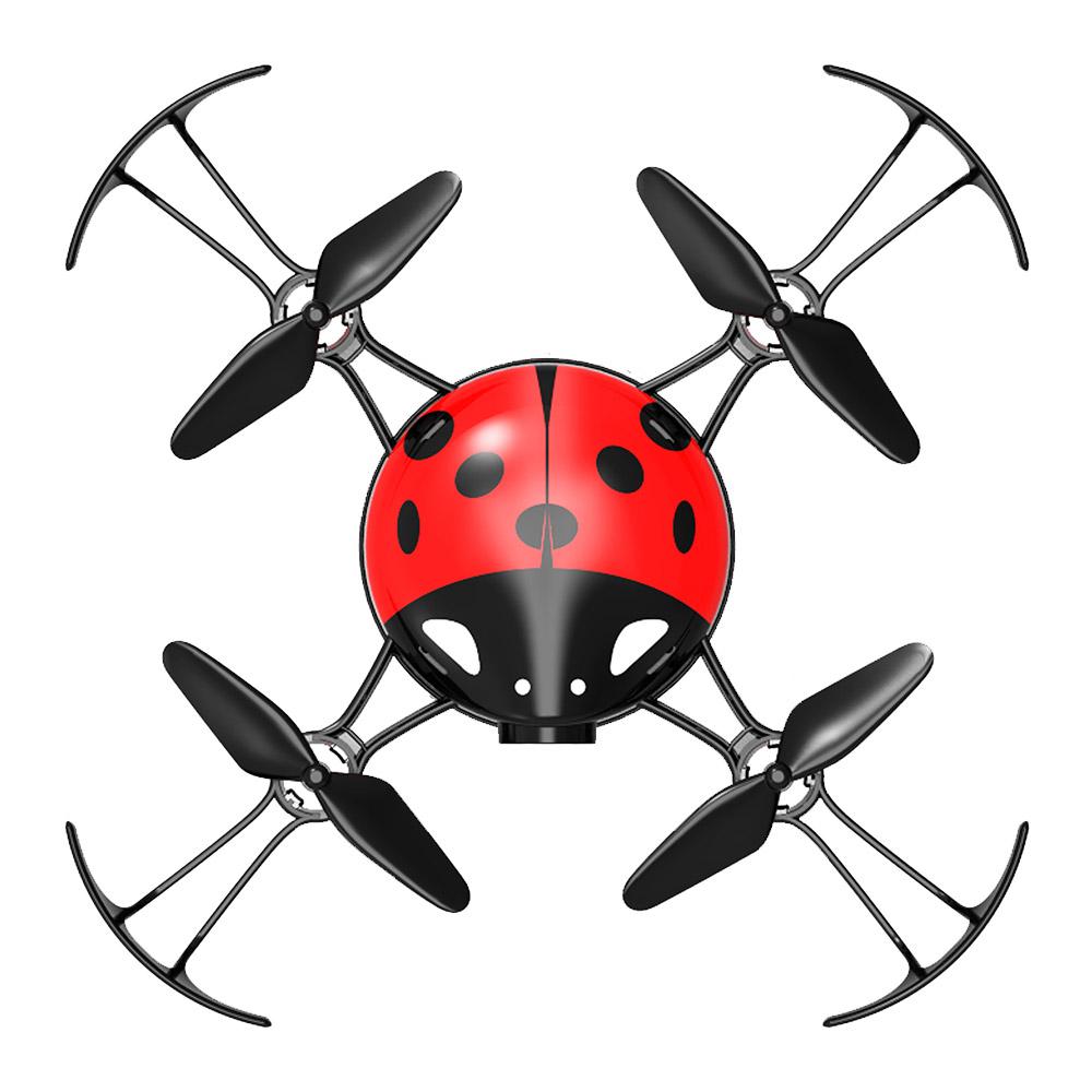 Квадрокоптер игрушечный Syma Х27 радиоуправляемый красный (X27/X27-2)