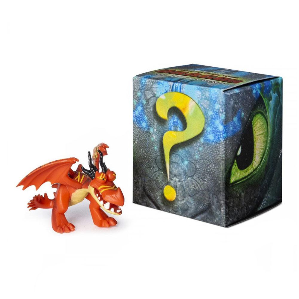Купить Персонажи мультфильмов, игровые фигурки, Набор Dragons Как приручить дракона 3 Дракон Дневная Фурия и тайный герой (SM66622/5667), Spin Master