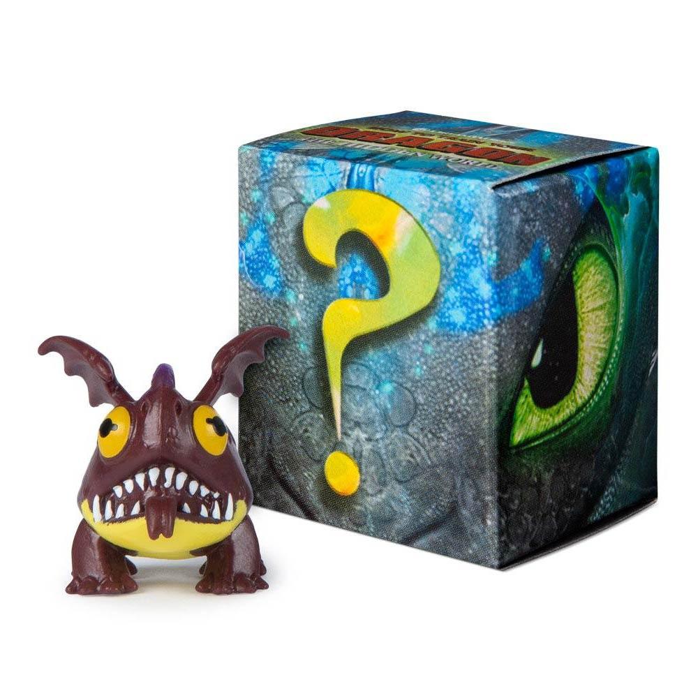 Купить Персонажи мультфильмов, игровые фигурки, Набор Dragons Как приручить дракона 3 Дракон Громгильд и тайный герой (SM66622/5643), Spin Master