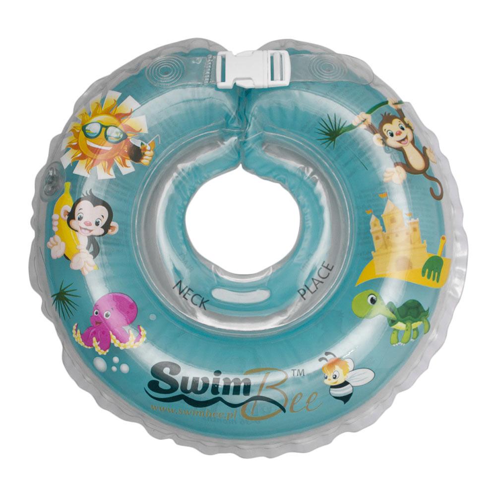 Надувной воротничок Swimbee Eurokids tg бирюзовый (5905762288480-7)