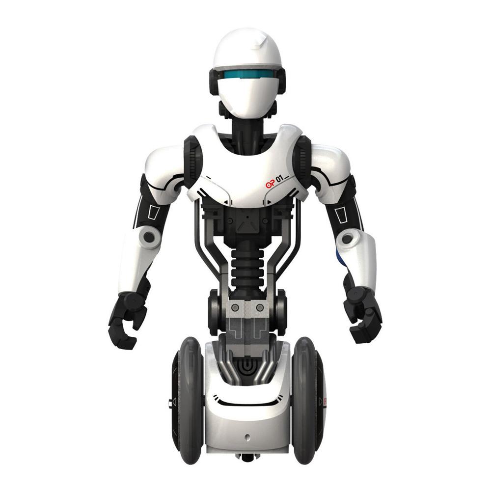 Купить Персонажи мультфильмов, игровые фигурки, Робот-андроид Silverlit OP One (88550)