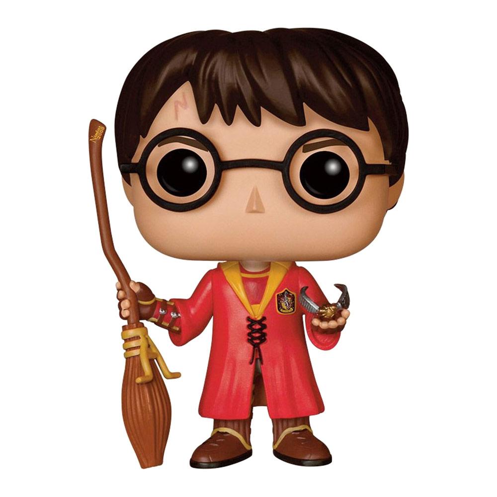 Купить Персонажи мультфильмов, игровые фигурки, Фигурка Funko Pop Harry Potter Гарри Поттер в форме для квиддича (5902)