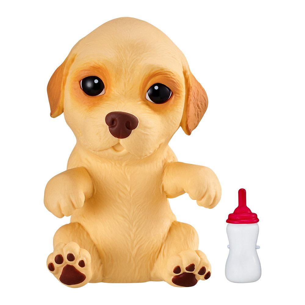 Купить Персонажи мультфильмов, игровые фигурки, Интерактивная игрушка Little live pets Soft hearts Щенок лабрадора (28920)