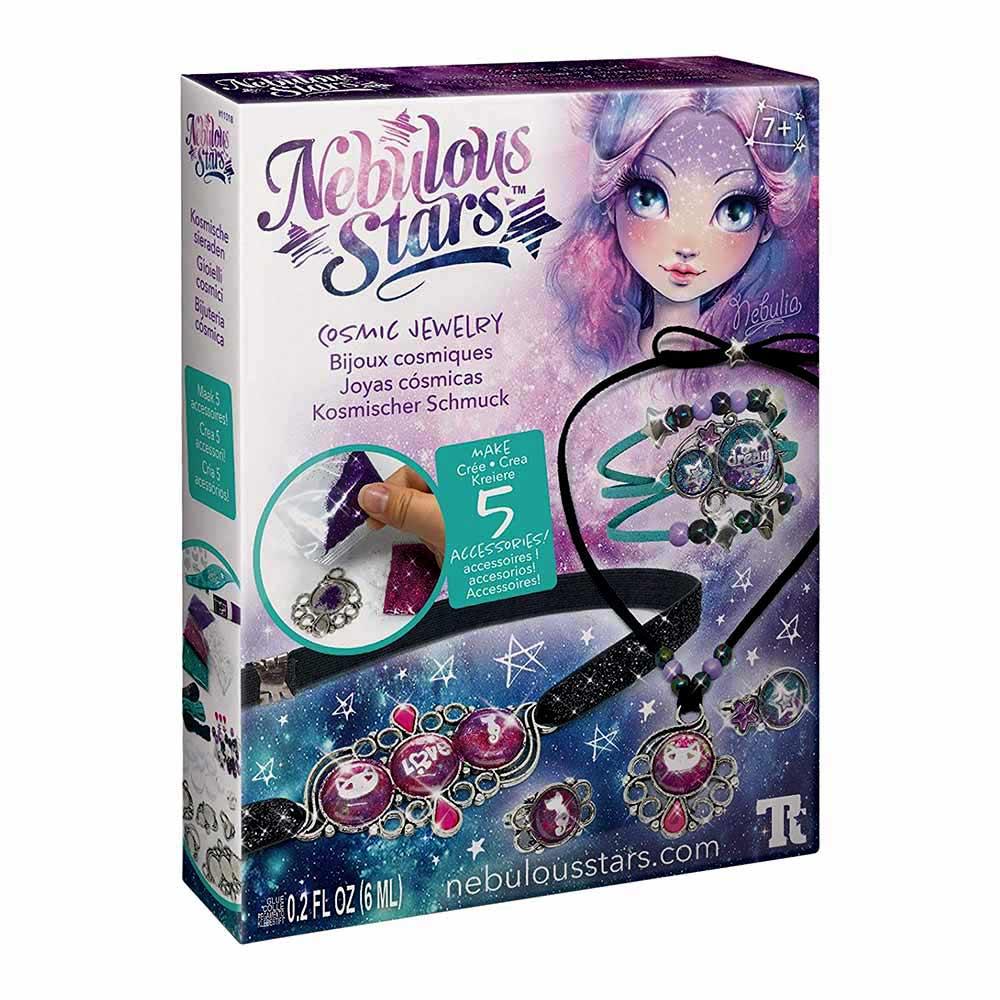 Купить Наборы для творчества и рукоделия, Набор для творчества Nebulous stars Волшебная бижутерия (707085)