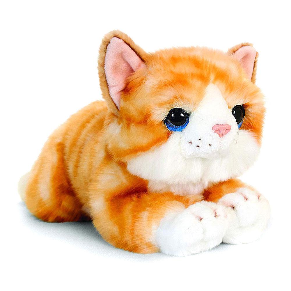 Мягкая игрушка Keel toys Рыжий котенок 32 см (SC2647)