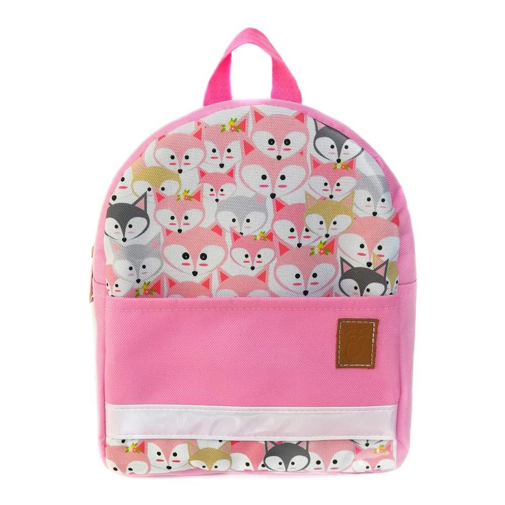 Купить Рюкзаки, Рюкзак Zo-Zoo Лисицы розовый непромокаемый (1100552-1)