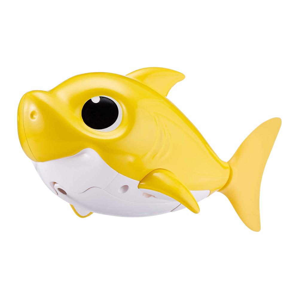 Игрушки для самых маленьких, Игрушка для ванны Robo alive Junior Малыш акулка роботизированная (25282Y)  - купить со скидкой