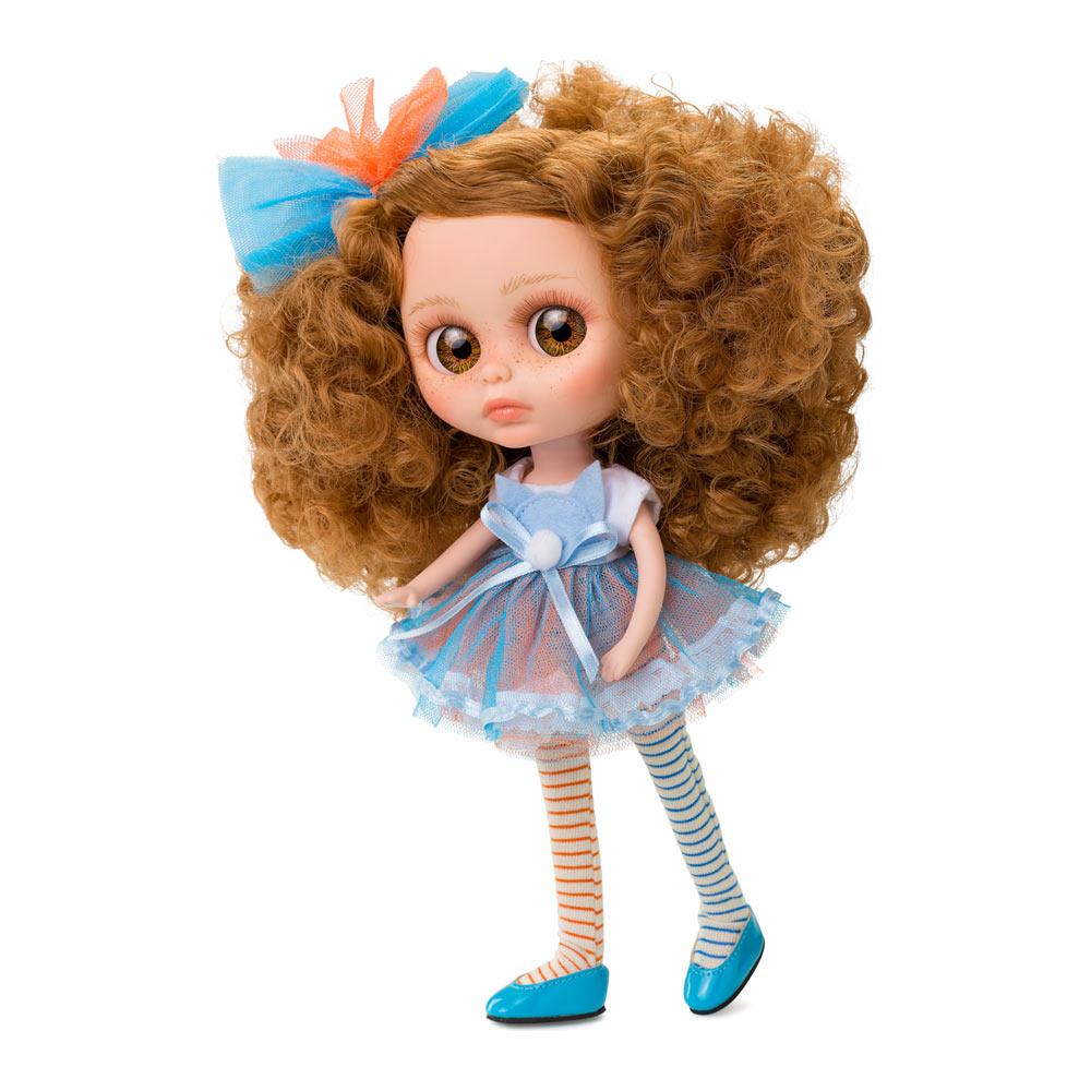Купить Куклы, наборы для кукол, Кукла Berjuan Биггерс Зои Девон 32 см (BR24004)