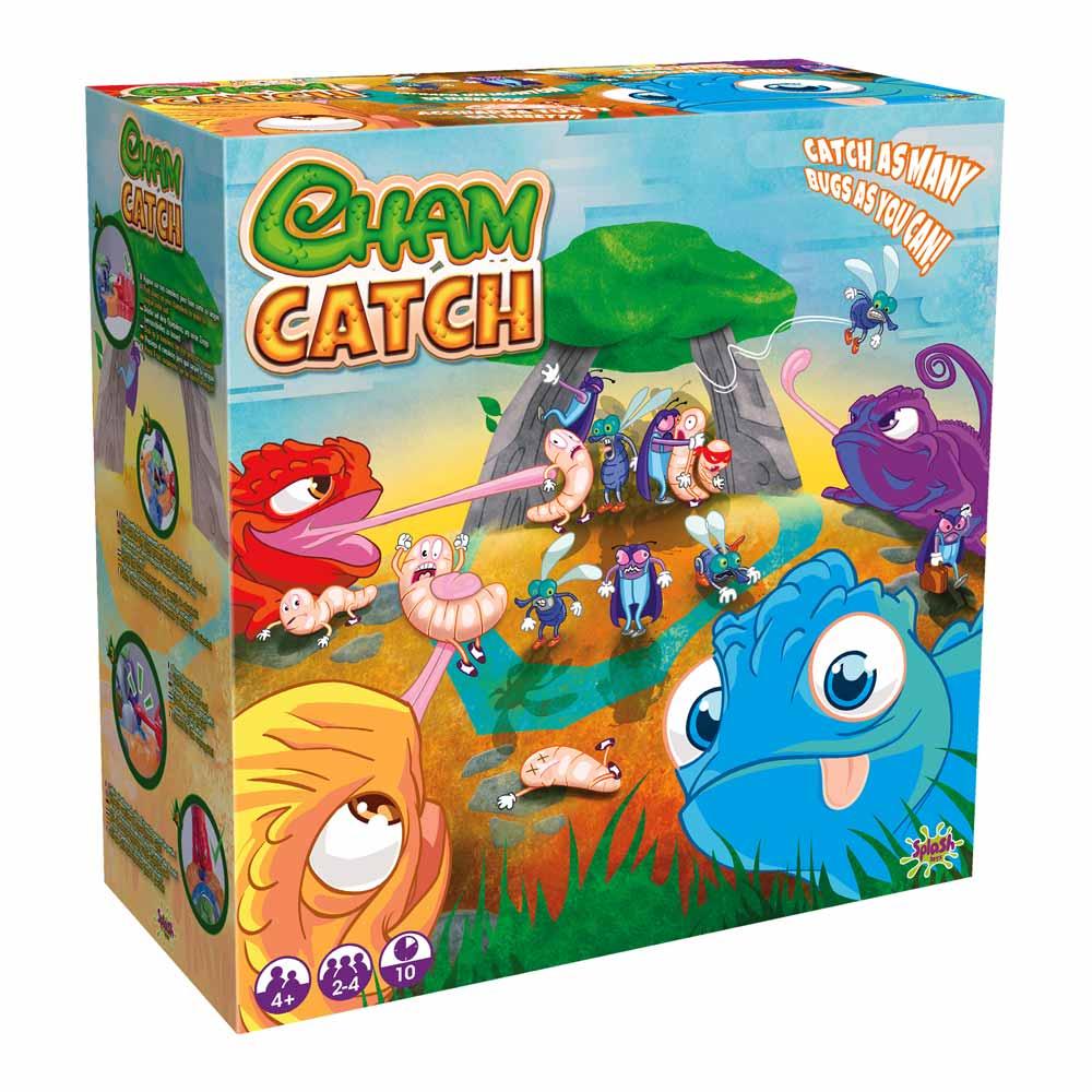 Купить Настольные игры, головоломки, Настольная игра Splash Toys Голодные хамелеоны (ST30110)