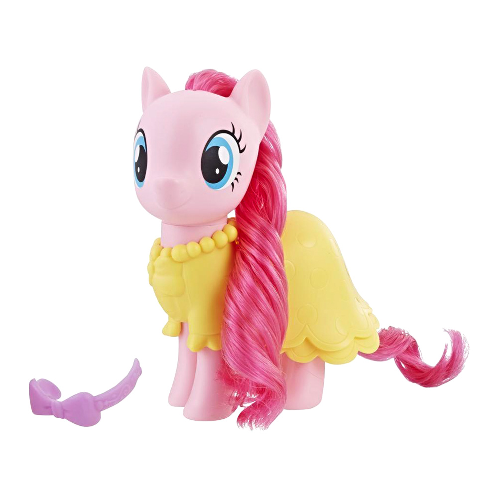 Купить Персонажи мультфильмов, игровые фигурки, Набор My Little Pony Одень пони Пинки Пай (E5551/E5612), Hasbro