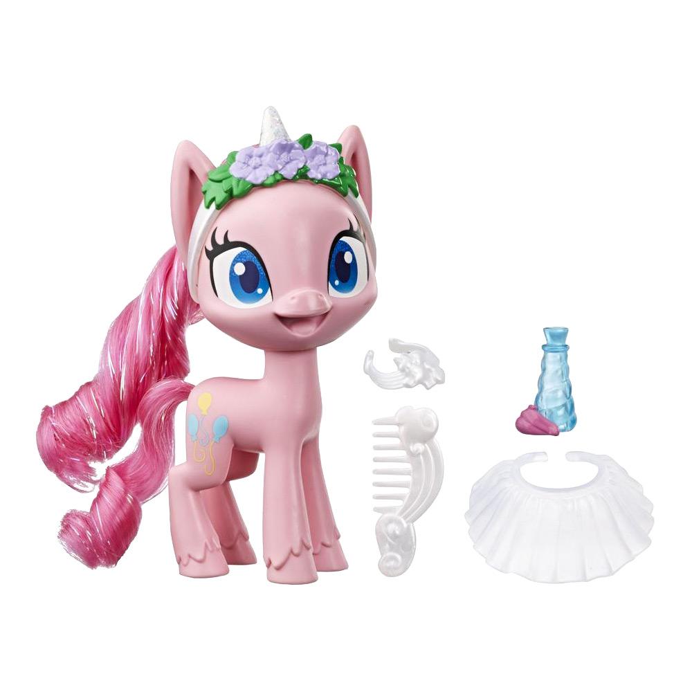 Купить Персонажи мультфильмов, игровые фигурки, Набор My Little Pony Одень волшебную пони Пинки Пай (E9101/E9140), Hasbro