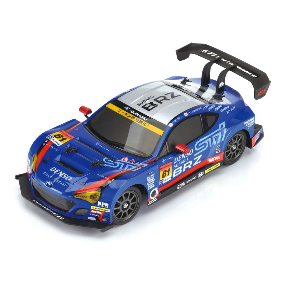 Автомодель Autobacs Super GT Subaru 1:16 радиоуправляемая (20121G)