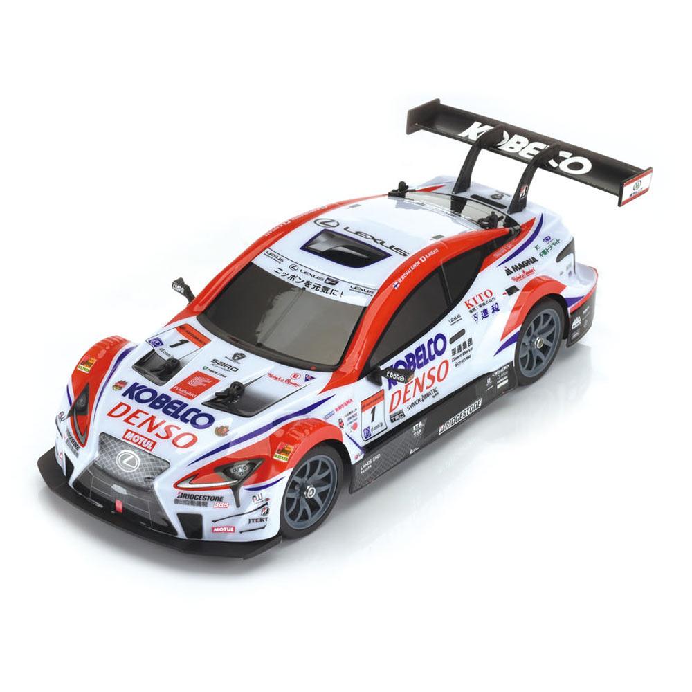 Автомодель Autobacs Super GT Lexus радиоуправляемая 1:16 (20126G)