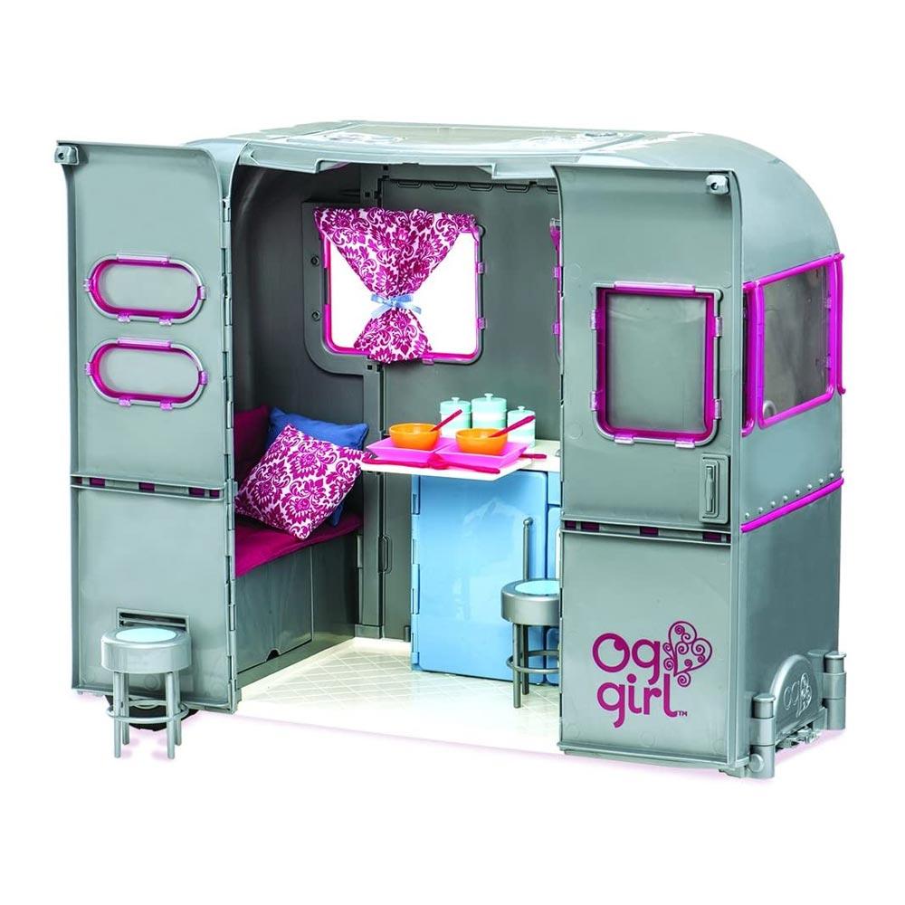 Купить Куклы, наборы для кукол, Игрушечный транспорт Our Generation Кемпер (BD37214Z)