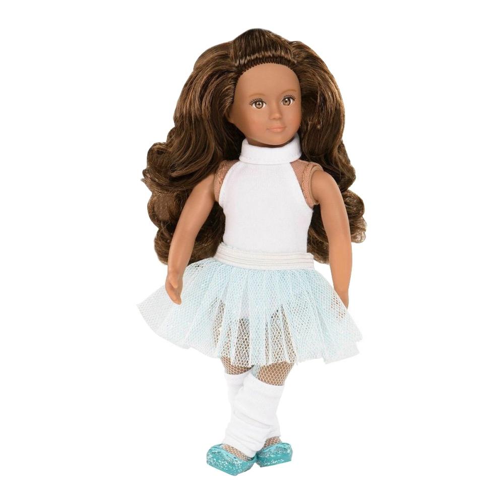 Купить Куклы, наборы для кукол, Кукла Lori Балерина Фабиана 15 см (LO31026Z)