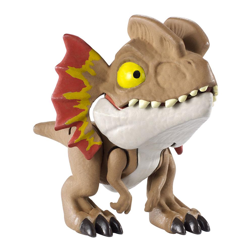Купить Персонажи мультфильмов, игровые фигурки, Коллекционная фигурка Jurassic World 2 Дилофозавр (GGN26/GJR09), Hasbro
