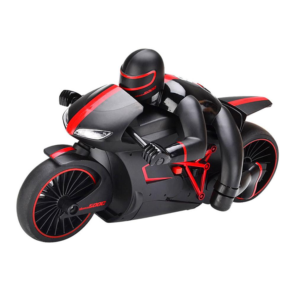 CRAZON / Игрушечный мотоцикл Crazon на радиоуправлении красный 1:12 (CZ-333-MT01Br)
