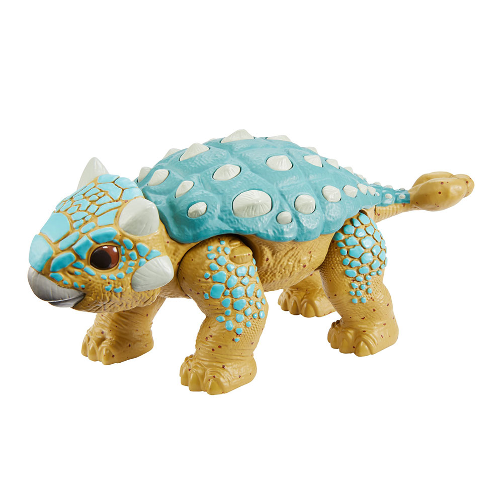 Купить Персонажи мультфильмов, игровые фигурки, Фигурка динозавра Jurassic World 2 Анкилозавр атакует (FPF11/GMP71), Hasbro