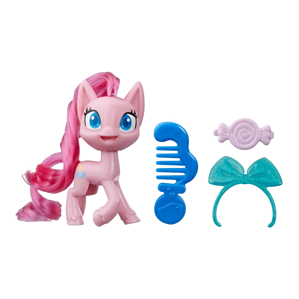 Купить Персонажи мультфильмов, игровые фигурки, Игровой набор My Little Pony Пинки Пай с сюрпризами (E9153/E9179), Hasbro