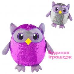 03f935153a8f Купить. Мягкие животные - Мягкая игрушка Shimmeez Мудрая сова с пайетками  20 см (SMZ01022)