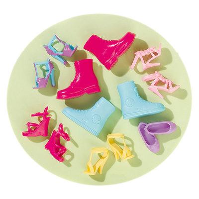 69d8061cc53c44 Одяг та аксесуари для ляльок - Ігровий набір Взуття для ляльки Steffi & Evi  Love в