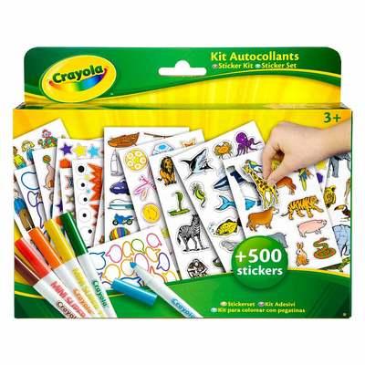Набір для творчості Наклейки(5450) - купити в магазині дитячих ... 0df9b0f4790e9