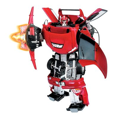 Роботы и трансформеры - Робот-Трансформер Mitsubishi Evolution Viii ROADBOT (50100 R) (50100R)