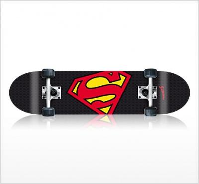 Скейты - Скейт Superman Superlogo POWERSLIDE (930006)