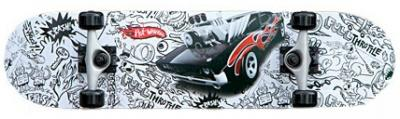 Скейты - Скейт POWERSLIDE Hot Wheels Rodger Dodger (980285)