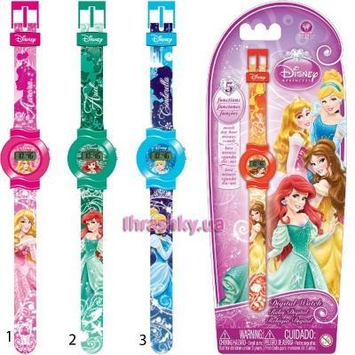 Годинник Disney Princess (DPRJ6) - купити в магазині дитячих іграшок ... 2b7256640dc72