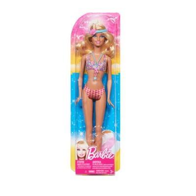 Лялька Голубой купальник Barbie Пляж (Х9598) a0360d0e7151b