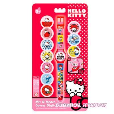 Аксесуари для ляльки Наручний годинник Hello Kitty аналогові (HKRJ1) 5af0f7ffdd014