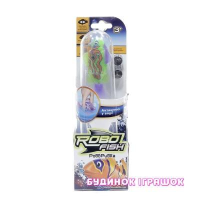 a471656043f544 Інтерактивні фігурки - Інтерактивна тропічна РобоРибка Green Mandarin  RoboFish (2549-3)