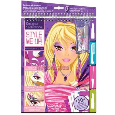 41df6e4637a95 Товары для рисования - Набор для творчества Идеальный макияж Style Me Up  (1421)