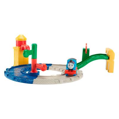 cc6a00530ee1 Развивающие игрушки - Игровой набор Первая железная дорога Томас и друзья  Thomas   Friends (BCX80