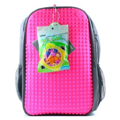 Рюкзаки та сумки - Рюкзак Upixel Maxi Фуксія (WY-A009C) 7a62c2cc8b6b1