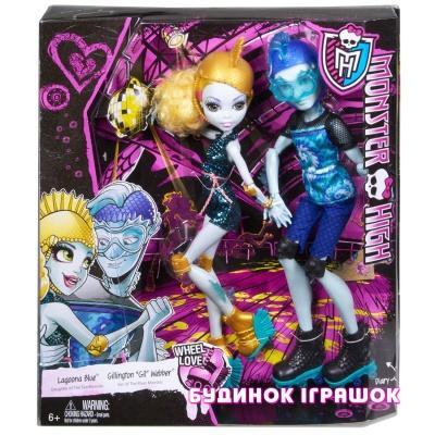 Набір ляльок Лагуна і Гіл Monster High (CJC47) - купити в магазині ... 3ad5f2a2728b3