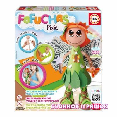 Набори для рукоділля - Набір для творчості Лялька Фофуча Піксі(EDU-16364) 2b3aa3260e48d