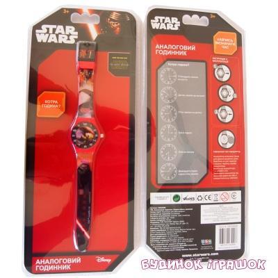 Годинники аналогові Зоряні війни TBL (SW34908) - купити в магазині ... f073b1bb75733
