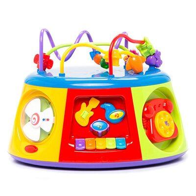 Розвивальні іграшки - Ігровий центр Мультицентр KIDDIELAND українською  мовою (54932) dd656bb4e0638